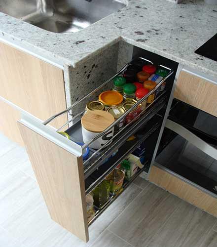Imagenes del diseño de cocina en vivienda C/ Manuel Azaña, 39. (La ...
