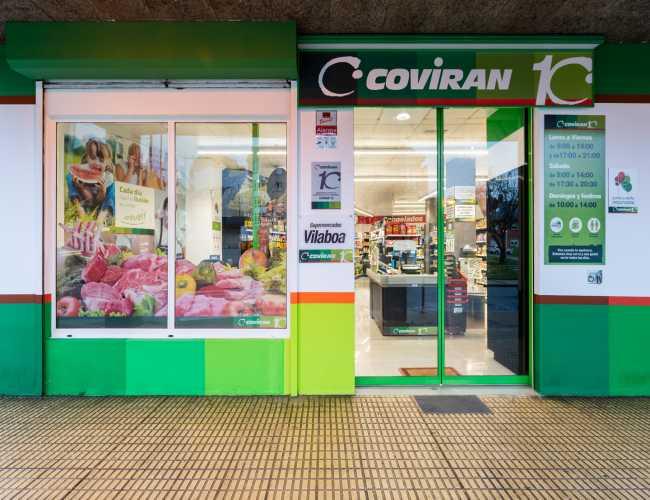 Reforma local comercial Coviran