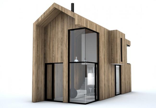 Diseño vivienda modular