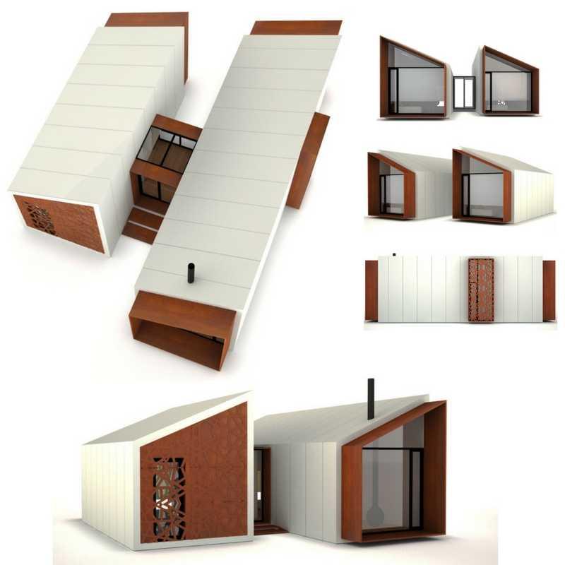 Diseño de vivienda modular