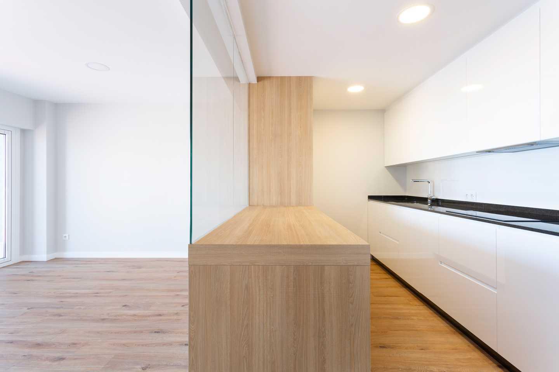 Diseño y reforma de vivienda en  A Coruña